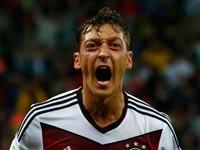 מסוט אוזיל, נבחרת גרמניה, מונדיאל 2014 / צלם: רויטרס
