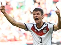 תומאס מולר מנבחרת גרמניה / צילום: רויטרס