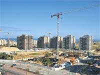 בנייה באשקלון / צילום: תמר מצפי