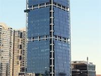 """בניין אלקטרה בת""""א / צילום: תמר מצפי"""