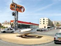 מרכז העיר שדרות / צילום: איל יצהר