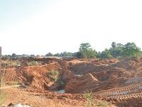 מתחם הבנייה / צילום: תמר מצפי