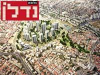 השכונה החדשה בבאר שבע / הדמייה: יחצ