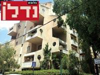 דירת 4 חדרים בכפר סבא  / צילום: תמר מצפי