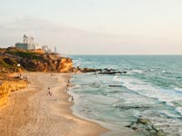 נתניה- קו החוף / צילום: שאטרסטוק