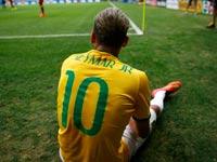 ניימאר, נבחרת ברזיל, מונדיאל 2014 / צלם: רויטרס