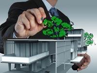 בניה ירוקה - משרד / צילום: שאטרסטוק.