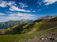 פירנאים - נוף הרים/ צילום:שאטרסטוק