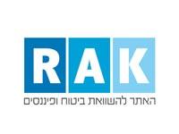 RAK לוגו / צילום: יחצ