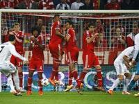 ריאל מדריד מול באיירן מינכן בחצי גמר ליגת האלופות / צלם: רויטרס