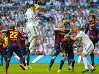 ריאל מדריד מול ברצלונה 2014, ליגה ספרדית / צלם: רויטרס