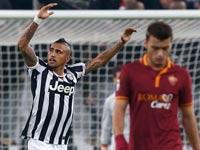 רומא מול יובנטוס בליגה האיטלקית (סרייה A) / צלם: רויטרס