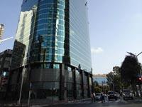 בניין סמסונג בבורסה/ צילום: יחצ