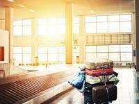 שדה תעופה- מזוודה- מטען / צילום: שאטרסטוק