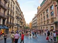 ברצלונה- קניות/ צילום: שאטרסטוק