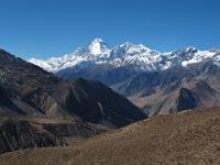 טרק האנאפורנה בנפאל / צילום: שאטרסטוק