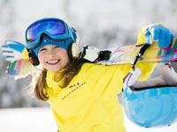 סקי-חופשה-ילדים- משפחה/ צילום: שאטרסטוק