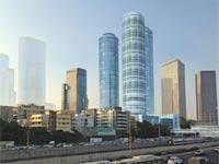 מתחם שפע טל / הדמייה: עוזי גורדון אדריכלים ומתכנני ערים