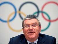 תומאס באך נשיא הוועד האולימפי הבינלאומי (IOC) / צלם: רויטרס