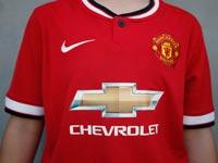 חולצת המשחק החדשה של מנצ'סטר יונייטד / צלם: רויטרס