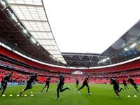 אצטדיון וומבלי לונדון / צילום: רויטרס