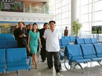 קים ז'ונג און / צילום: רויטרס