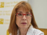 """ד""""ר דפנה אבניאלי שופטת בית המשפט המחוזי בתל אביב / צילום: תמר מצפי"""