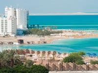 מלון קראון פלאזה ים המלח / צילום: רפי קוץ