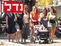 אמהות ברחוב / צלם:עמית מגל