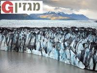 קרחון Knik Palmer region / צלם: נפתלי  הילגר