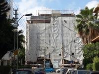 """פרוייקט תוספת רח' אייבשיץ ת""""א רובע 3 / צילום: אקו סיטי"""