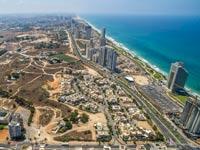 שכונה חדשה 3000 יחידות דיור בנתניה / צילום: רן אליהו