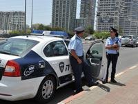 שוטרים / צילום: תמר מצפי
