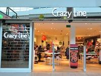 חנות קרייזי ליין / צילום: תמר מצפי