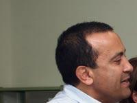 משה דדון ראש מועצה אזורית מטה יהודה / צילום: ששון טירם