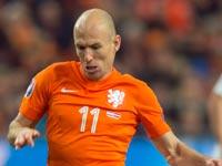 אריאן רובן, נבחרת הולנד / צלם: רויטרס