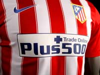 חברת Plus500 מוצגת כספונסרית הראשית החדשה של אתלטיקו מדריד / צלם: אתלטיקו מדריד, אתר רשמי