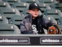 אוהד בייסבול צעיר / צלם: רויטרס