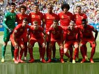 נבחרת בלגיה / צלם: רויטרס