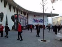 תערוכת הסלולר בברצלונה /  צילום: צחי הופמן