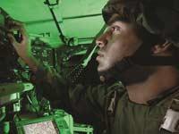 מערכת קשר צבאי של אלביט מערכות / צילום באדיבות אלביט מערכות