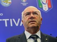 נשיא התאחדות הכדורגל האיטלקית קרלו טאבקיו / צלם: רויטרס