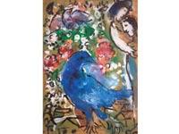 ציור של מארק שאגאל / צילום באדיבות מצארט
