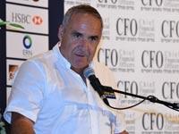 """משה קפלינסקי, מנכ""""ל מפעלי מלט נשר \ צילום: ארן דולב"""