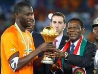 חוף השנהב זוכה באליפות אפריקה 2015, יא-יא טורה / צלם: רויטרס