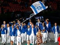 משלחת ישראל למשחקי לונדון 2012 / צלם: רויטרס