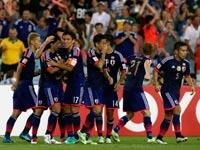 נבחרת יפן בכדורגל / צלם: רויטרס