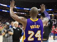 קובי בראיינט, לוס אנג'לס לייקרס, NBA / צלם: רויטרס