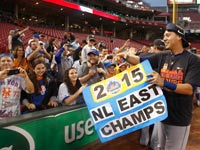 אוהדי ניו יורק מטס, בייסבול, MLB / צלם: רויטרס