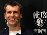 מיכאיל פרוחורוב, ברוקלין נטס, NBA / צלם: רויטרס